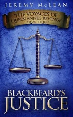 Bog, paperback Blackbeard's Justice af MR Jeremy Shawn McLean