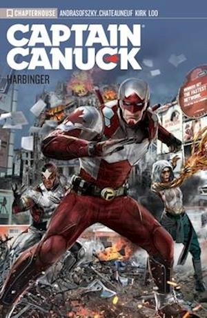 Captain Canuck Vol 03