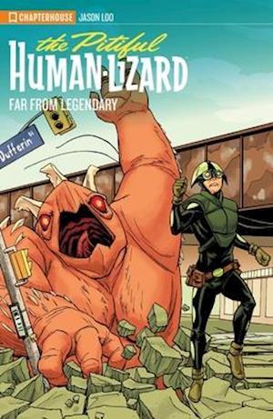 Pitiful Human Lizard: Far From Legendary