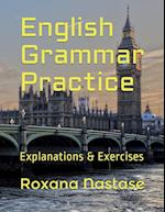 English Grammar Practice: Explanations & Exercises with Answers