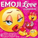 Emoji Love (Coloring Book, nr. 1)