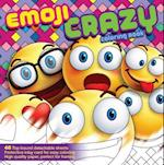 Emoji Crazy (Coloring Book, nr. 1)