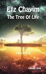 Etz Chayim - The Tree of Life - Tome 1 of 12 af Chayim Vital