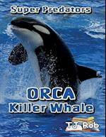 Orca Killer Whale: (Age 6 and above)