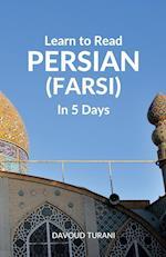 Learn to Read Persian (Farsi) in 5 Days