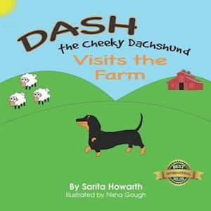 Dash The Cheeky Dachshund Visits The Farm