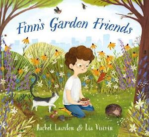 Finn's Garden Friends