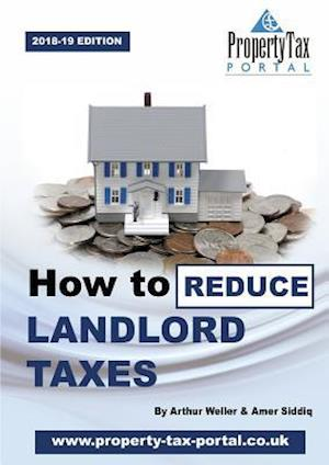 How to Reduce Landlord Taxes 2018-19