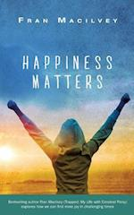 Happiness Matters af Fran Macilvey