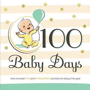 100 Baby Days af Lisa Corti