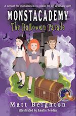 The Halloween Parade: Dyslexia Friendly Edition af Matt Beighton