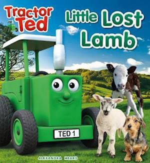 Little Tractor Ted Lost Little Lamb