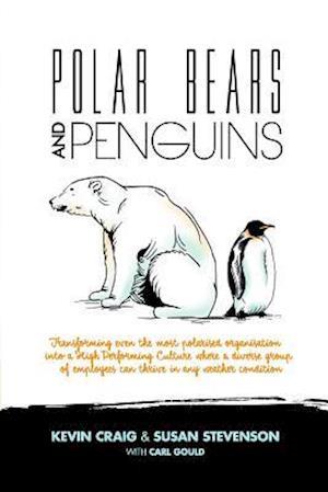 Bog, paperback Polar Bears and Penguins af Susan Stevenson, Kevin Craig