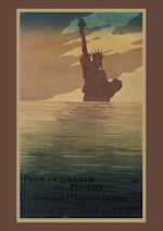 Carnet Ligne Statue de La Liberte af Sem