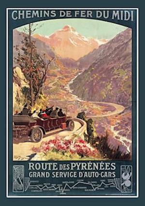 Bog, paperback Carnet Ligne Chemins de Fer Du MIDI