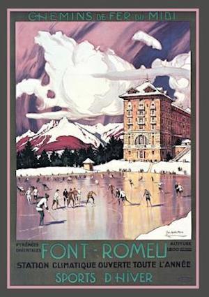Bog, paperback Carnet Ligne Sport D'Hiver