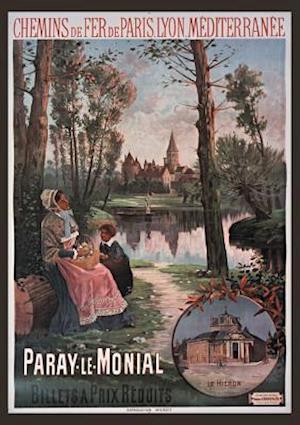Bog, paperback Carnet Blanc Chemin de Fer Paris-Lyon
