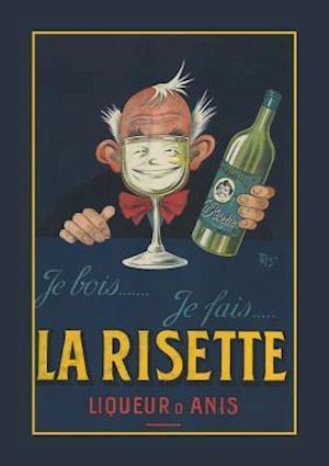 Bog, paperback Carnet Blanc La Risette af Mich