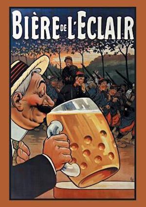 Bog, paperback Carnet Blanc Biere de L'Eclair