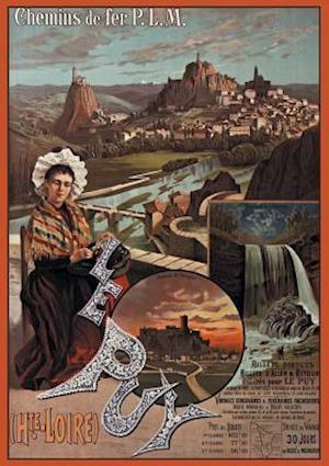 Bog, paperback Carnet Blanc Chemins de Fer P.L.M