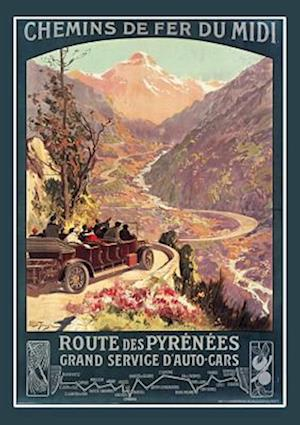 Bog, paperback Carnet Blanc Chemins de Fer Du MIDI