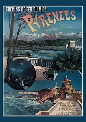 Bog, paperback Carnet Blanc Route Des Pyrenees