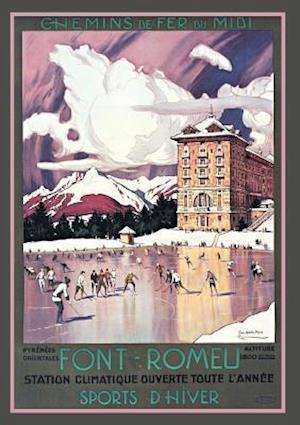 Bog, paperback Carnet Blanc Sport D'Hiver