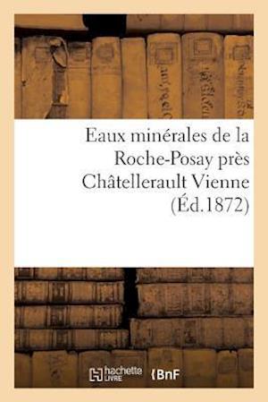 Bog, paperback Eaux Minerales de La Roche-Posay Pres Chatellerault Vienne = Eaux Mina(c)Rales de La Roche-Posay Pra]s Cha[tellerault Vienne af Sans Auteur