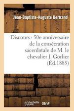 Discours af Jean-Baptiste-Auguste Bertrand