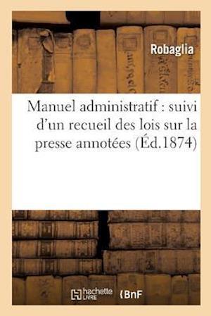Bog, paperback Manuel Administratif