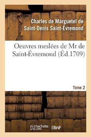 Bog, paperback Oeuvres Meslees Tome 2