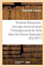Versions Francaises af Caplain-H