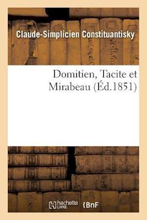 Bog, paperback Domitien, Tacite Et Mirabeau