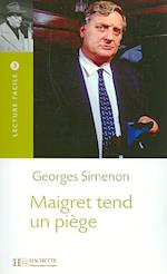 Maigret Tend un Piege af Georges Simenon