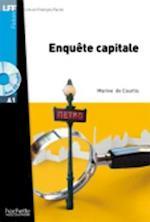 Enquete Capitale + CD Audio MP3 (Decourtis)
