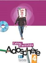 Cahier d'exercices 4 & CD-Rom