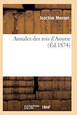 Annales Des Rois D'Assyrie