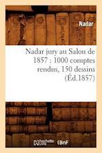 Nadar Jury Au Salon de 1857