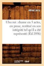 Ubu Roi (Litterature)
