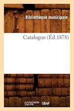 Catalogue (Éd.1878)