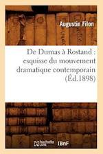 de Dumas a Rostand (Litterature)