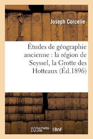 Études de Géographie Ancienne