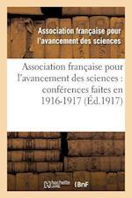 Association Francaise Pour L'Avancement Des Sciences af Association Francaise