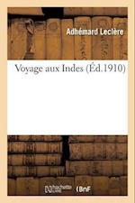 Voyage Aux Indes af Leclere-A