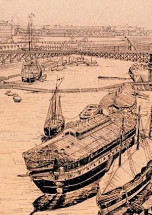 Carnet Ligné Pont Tournant Et Arsenal de Brest