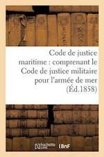 Code de Justice Maritime af Impr Imperiale