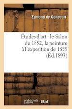 Etudes D'Art af De Goncourt-E