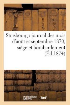 Bog, paperback Strasbourg af Sandoz Et Fischbacher