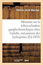 Memoire af Charles-Jacob Marchal
