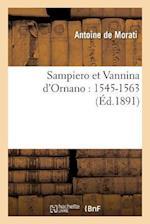 Sampiero Et Vannina D'Ornano (Histoire)